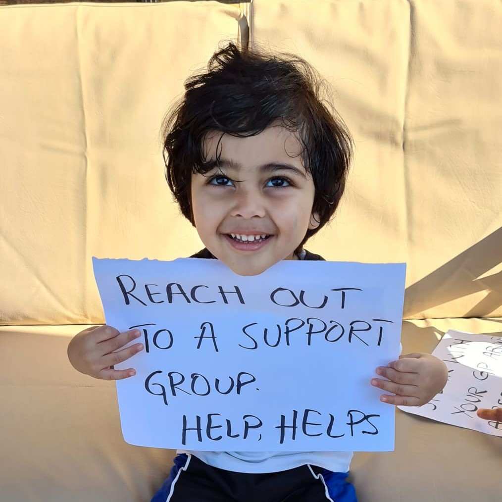 Help, helps_Support Group_Sq
